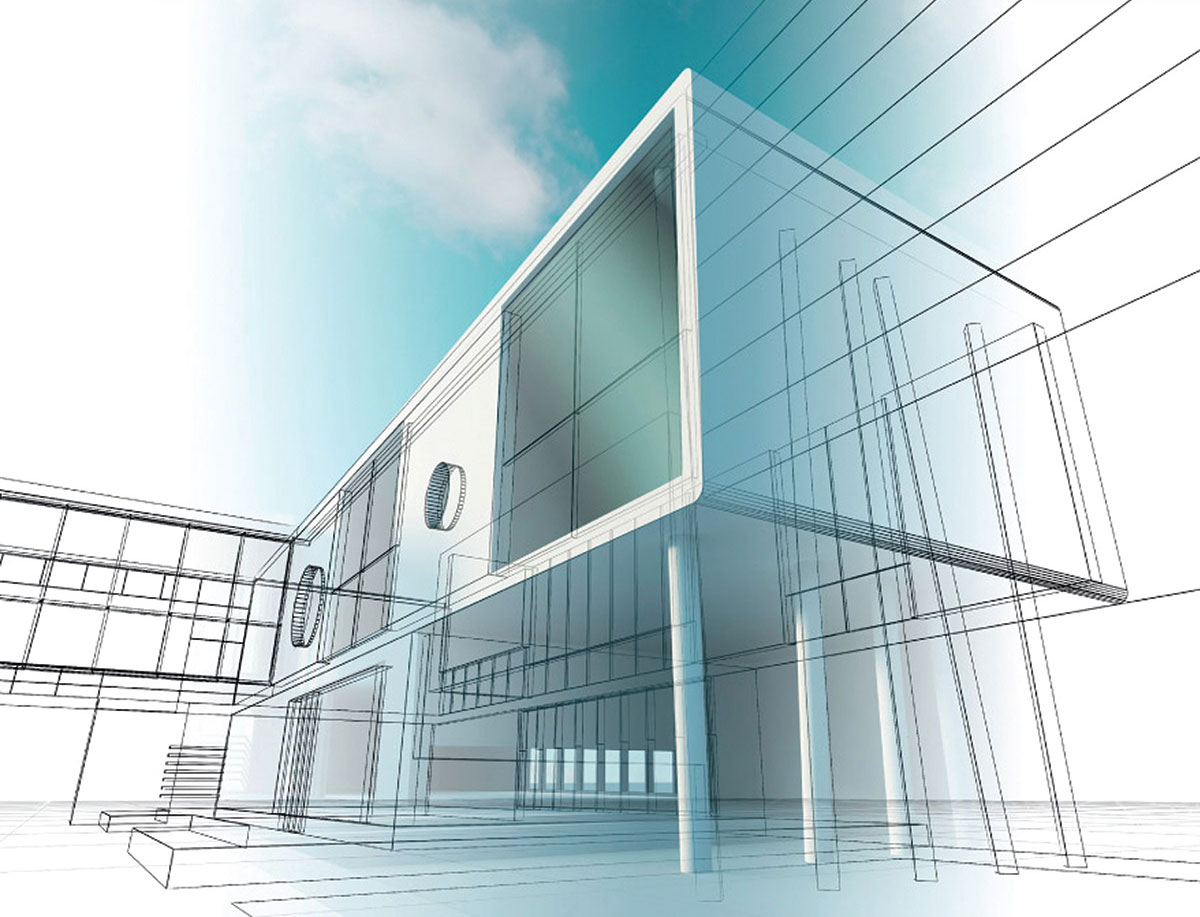 Картинка проектирование зданий
